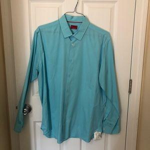 Alfani Light Blue Dress Shirt